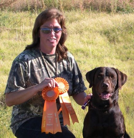 Two Senior Hunter passes in one weekend!